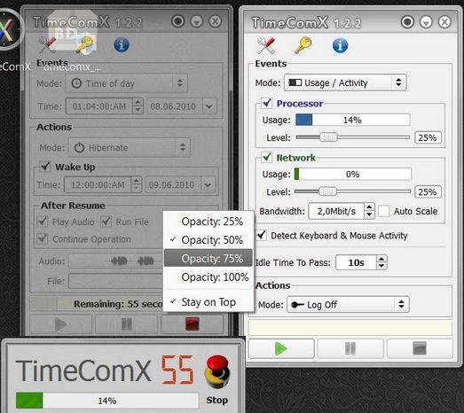 TimeComX