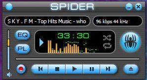 Spider Player