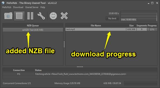 usenet downloading