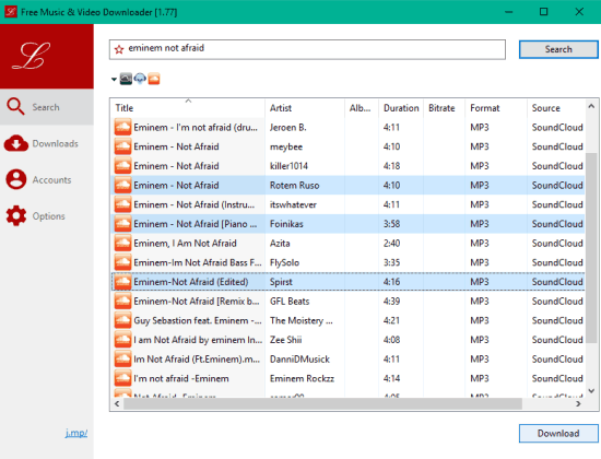 4 Free SoundCloud Downloader Software for Windows 10