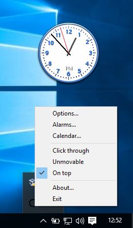 5 Free Desktop Clock Widget Software For Windows 10