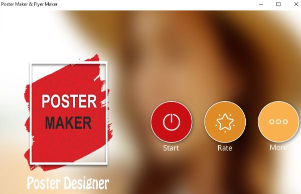 free windows 10 poster maker apps to create promotional posters