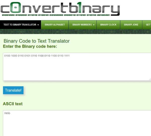 8 Free Binary To English Converters Online