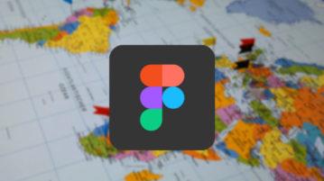 Add Google Maps in Figma Designs with free Figma Map Maker Plugin