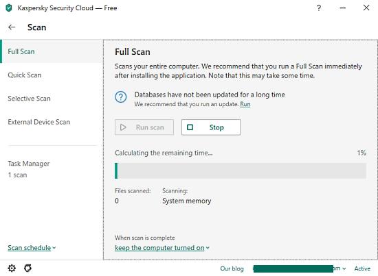 free antivirus for windows